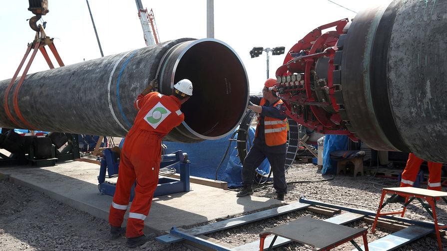 Глава 'Нафтогаза' увидел в 'Северном потоке - 2' угрозу прозападной ориентации стран