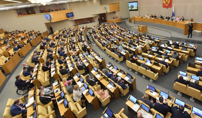 Эксперты указали на лидерство 'Единой России' перед думскими выборами