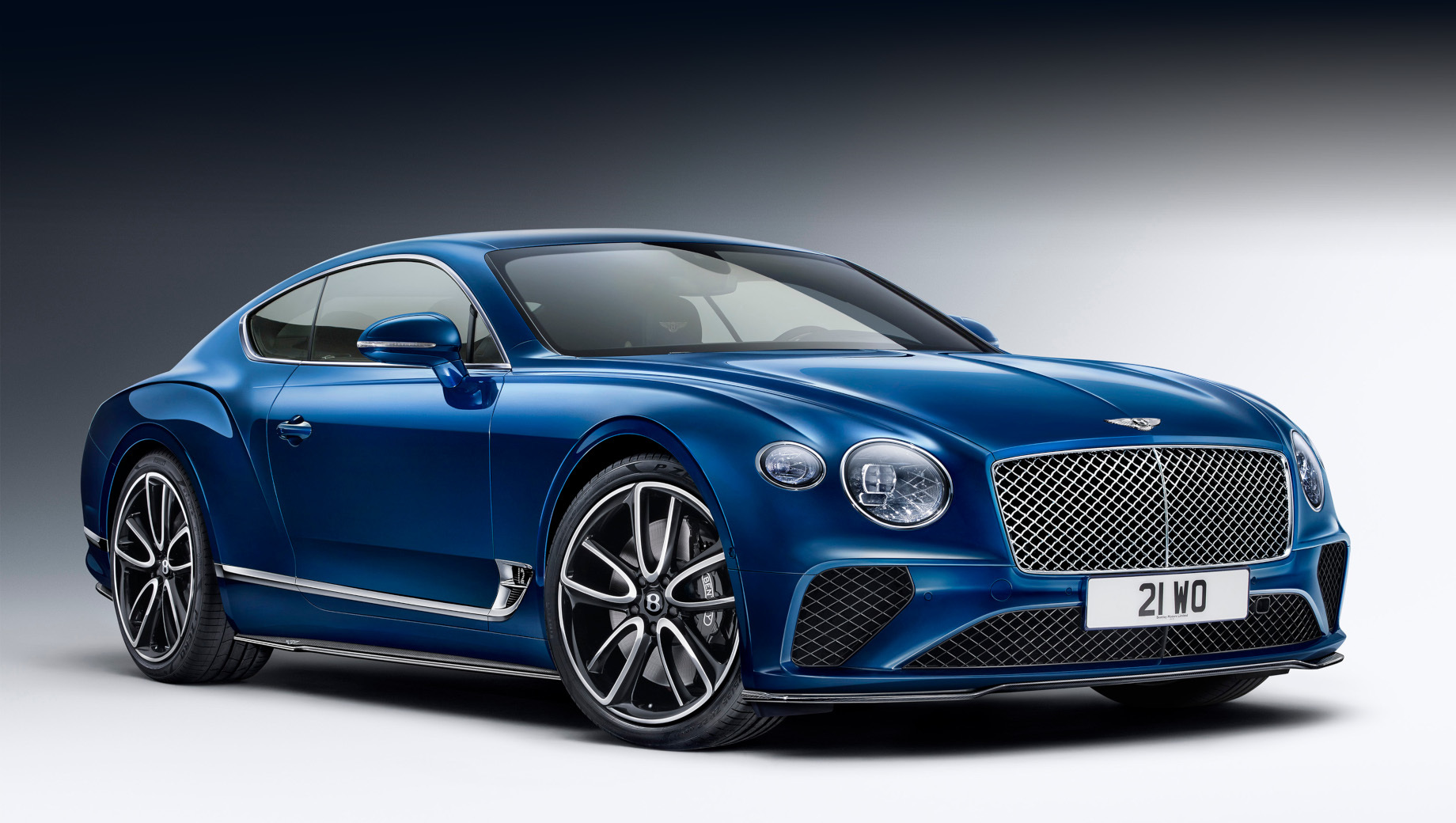 Пакет Bentley Styling объединил дизайн и аэродинамику