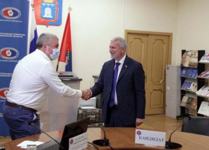 Алексей Журавлев пойдет в Госдуму от Тамбовской области