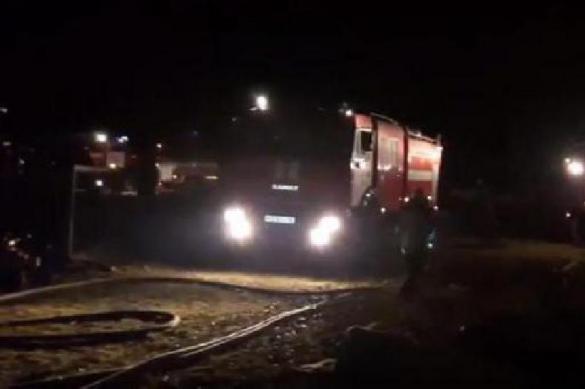 При пожаре в частной клинике в Красноярске погибли четыре человека
