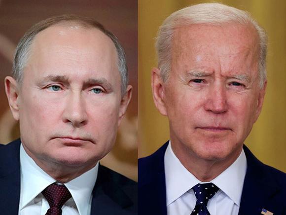 Байден рассказал о своем послании Путину на случай враждебных действий России