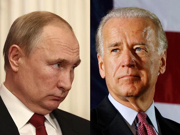 NYT назвало включение ФБК Навального в список экстремистов «четким сигналом» Путина Байдену