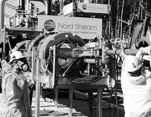 Объявлено о приостановке газопровода «Северный поток»