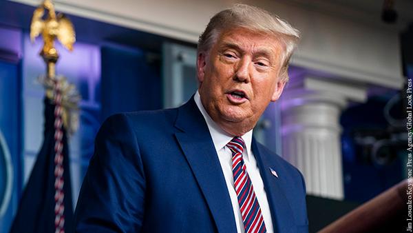 В России оценили перспективы Трампа «перевернуть» исход выборов в США