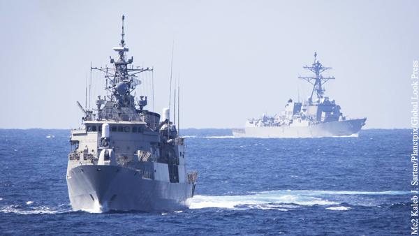 В Пентагоне заявили о «рутинных операциях» ВМС США в Черном море