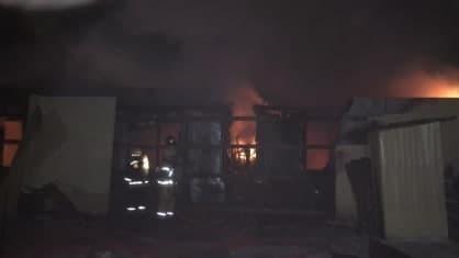 В ХМАО на птицеферме сгорели три человека