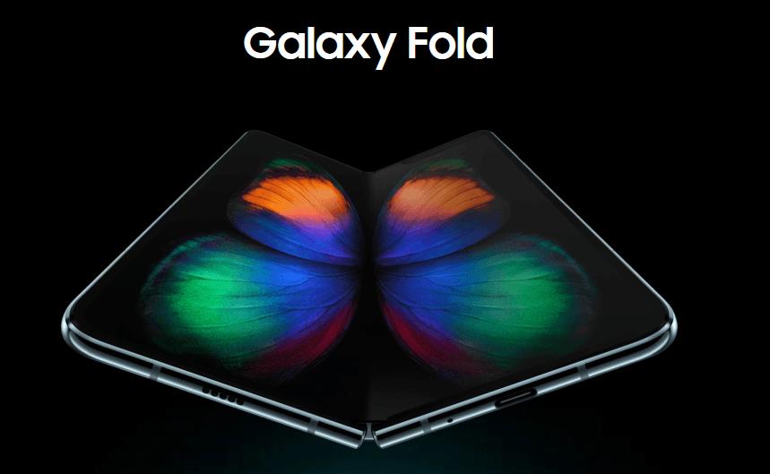 Samsung Galaxy Fold подешевел вдвое