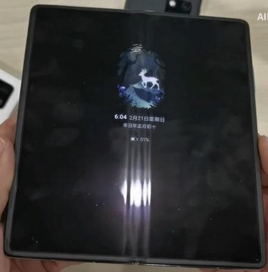 Инновационный шарнир в Huawei Mate X2 не оправдал ожиданий