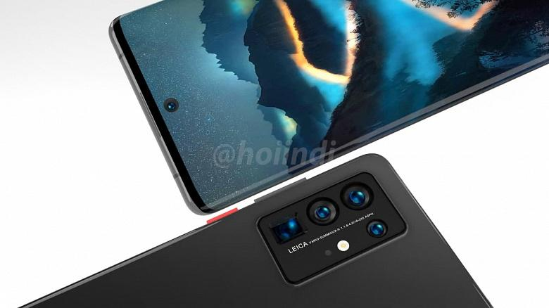 Huawei P50 первым из смартфонов получит HarmonyOS