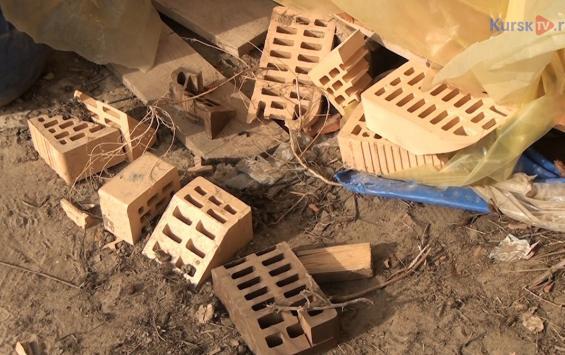 В Курском районе на территории строительного объекта погиб ребенок