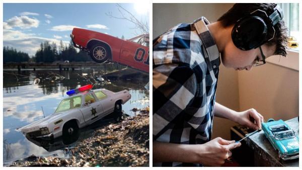 Мальчик знает все модели авто в истории, и это не бесполезный навык. Теперь его дар — тайное оружие полиции