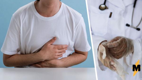 Мужчина сказал врачу о боли в животе и услышал, что скоро станет мамой. Виновны в таком чуде оказались сети 5G