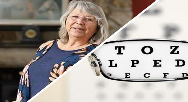 Старушка не могла поворачивать голову, пока не решила проверить зрение. Надо было не лечиться, а сменить очки