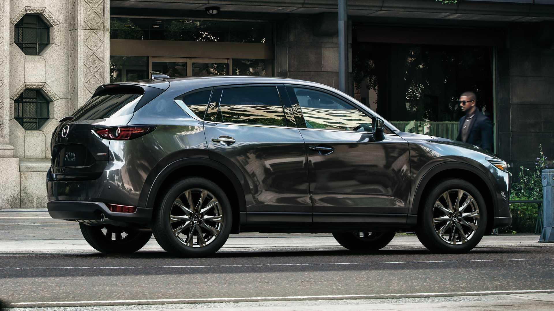 Кроссовер Mazda CX-5 лишится дизельного мотора
