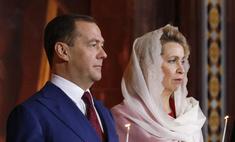 Политолог: Медведев может стать следующим президентом России при поддержке жены