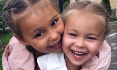 «Папа, я тебя люблЯ»: младшие дочери поздравили Джигана с днем рождения
