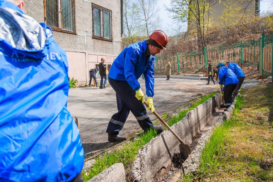 В Приморье прошла генеральная уборка на Мысе Астафьева