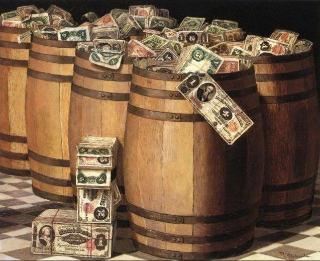 Российский банкопад: зачистка рынка продолжается, банкиры не сдаются