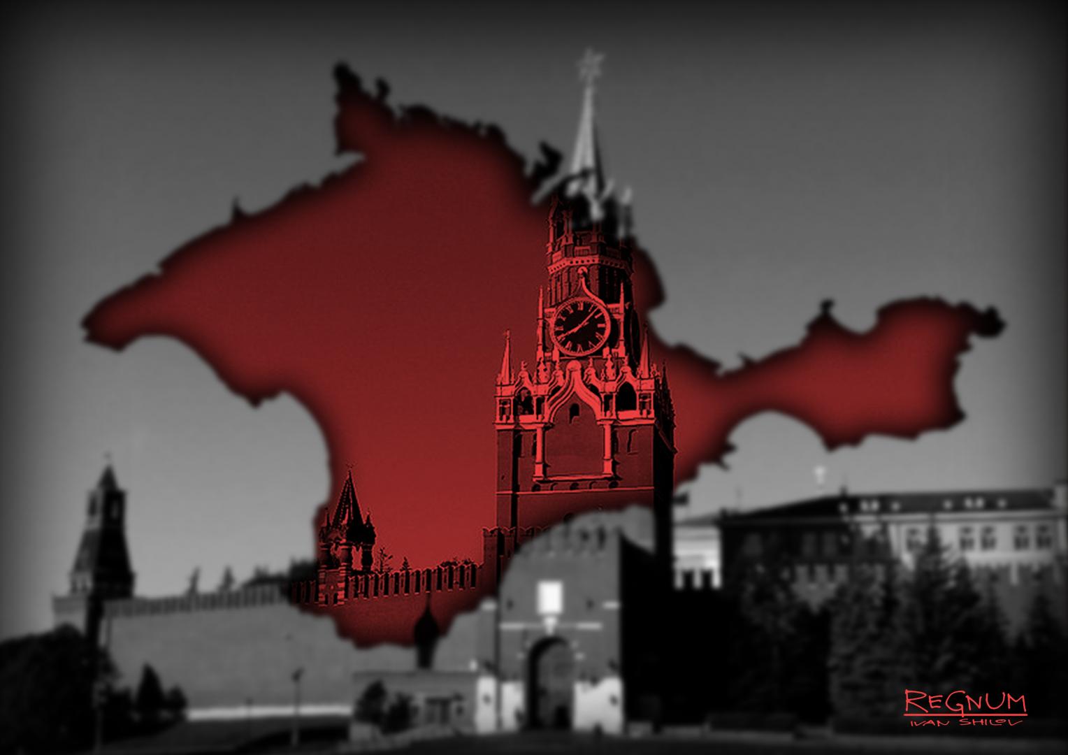 Экс-глава МИД Украины предложил создать из Крыма проблему для России