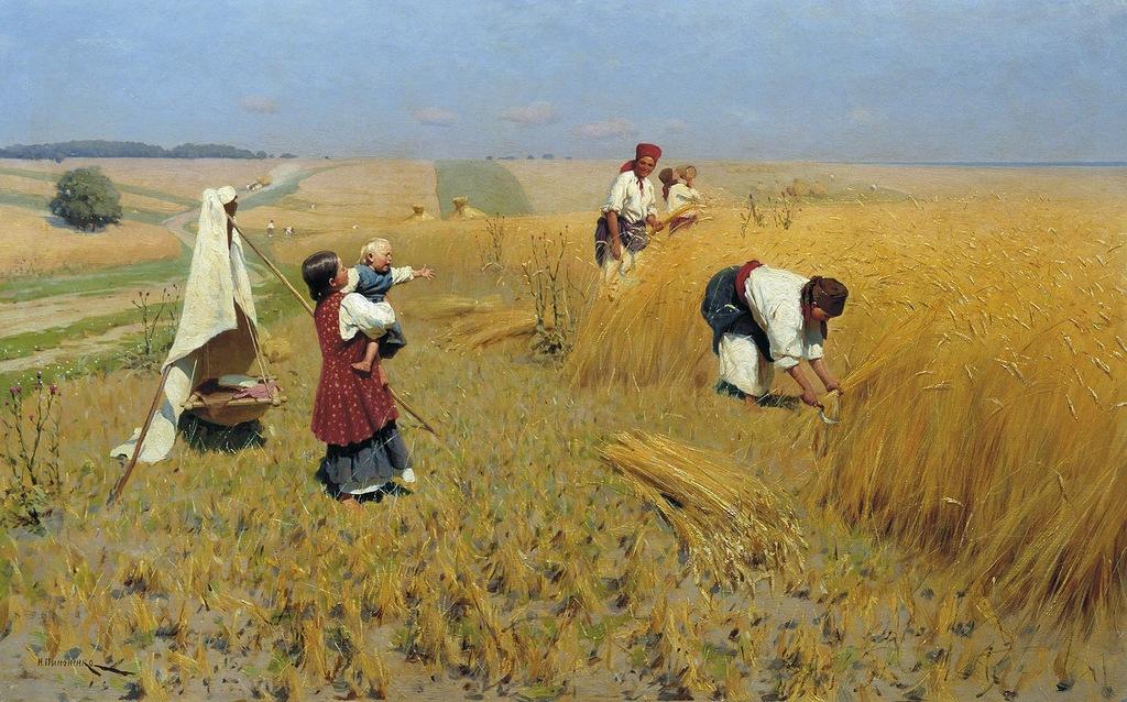 СМИ: изменения климата не дадут Украине стать «аграрной супердержавой»