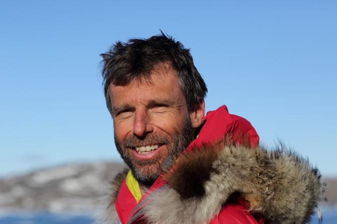 В Гренландии погиб известный полярный гид и путешественник Дирк Дансеркер