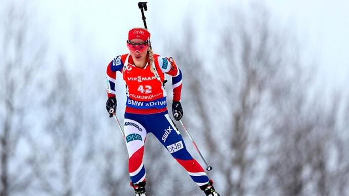 Экхофф показала лучший ход в спринте, Миронова уступила лидеру более 40 секунд