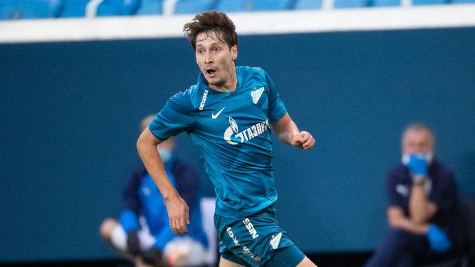 Далер Кузяев: «Немного удивило решение судьи. Как мне кажется, пенальти в матче с «Ахматом» не было»