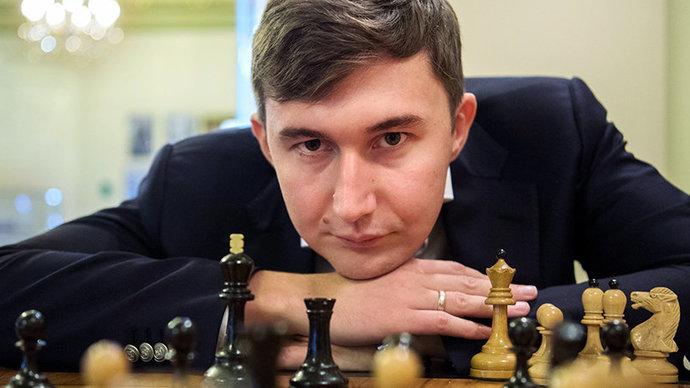Сергей Карякин: «Непомнящий пусть сам решает, давать ли ему интервью. Я перед матчем за звание чемпиона мира поменял номер телефона»