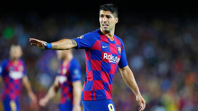 Куман высказался о перспективах Суареса в «Барселоне»