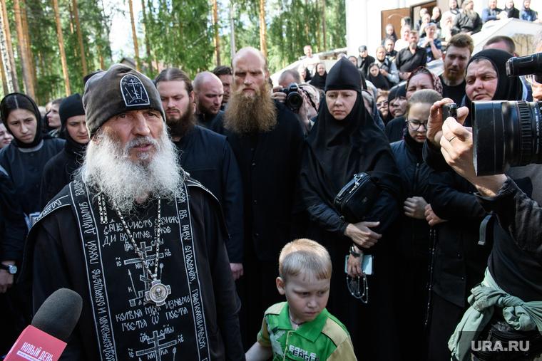 Информацию от Собчак про насилие в монастыре Сергия проверит РПЦ