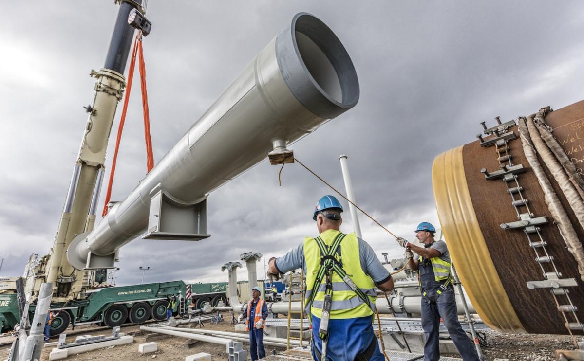 В «Нафтогазе» увидели необходимость вступления в НАТО из-за Nord Stream 2