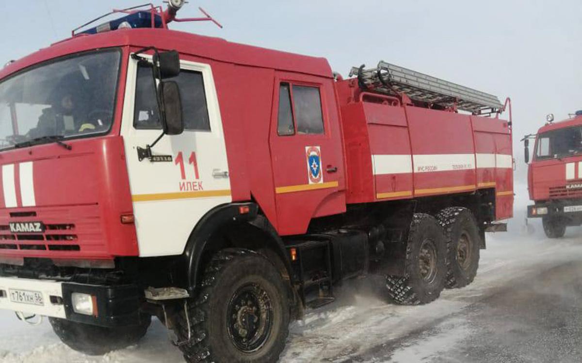 После аварии в Оренбургской области прекратили транзит газа в Казахстан