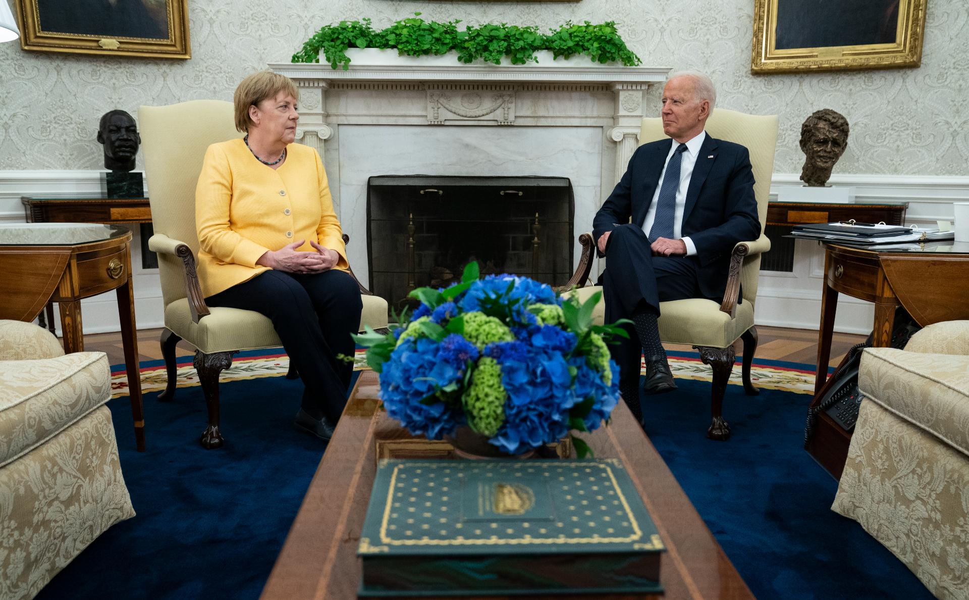 Сделка США и Германии по «Северному потоку-2». Главное