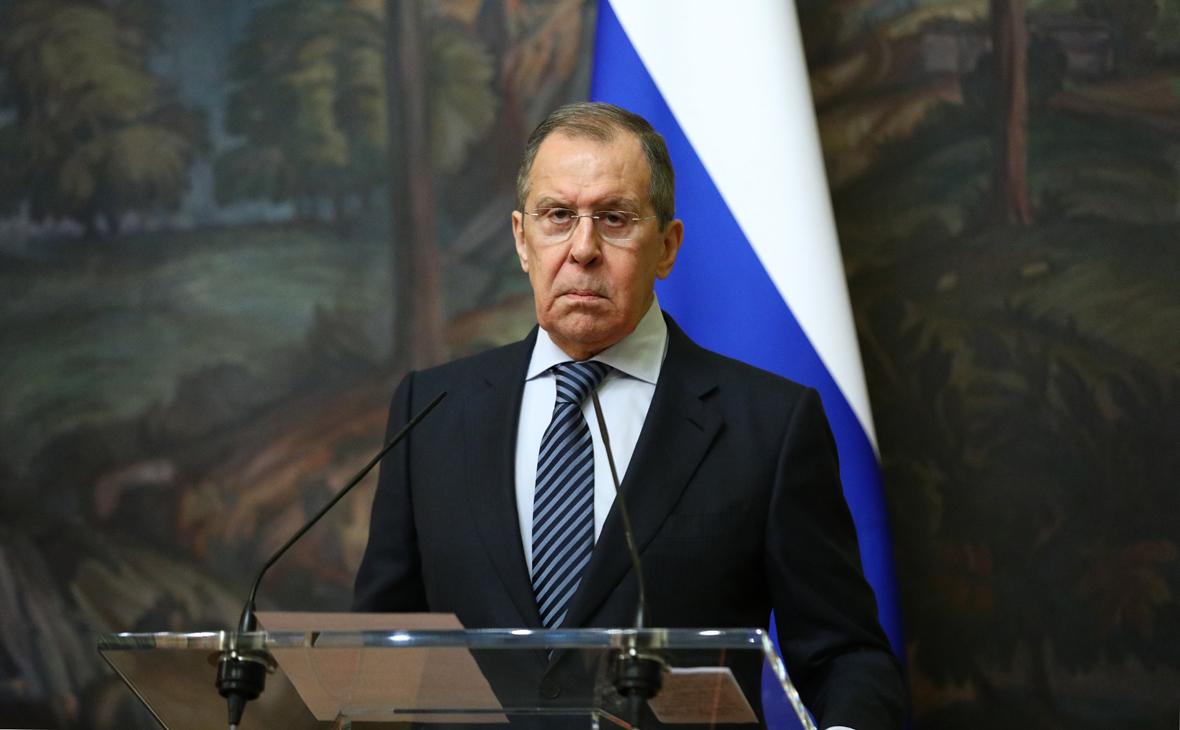 Лавров назвал странным заявление США и Франции о вопросах по Карабаху