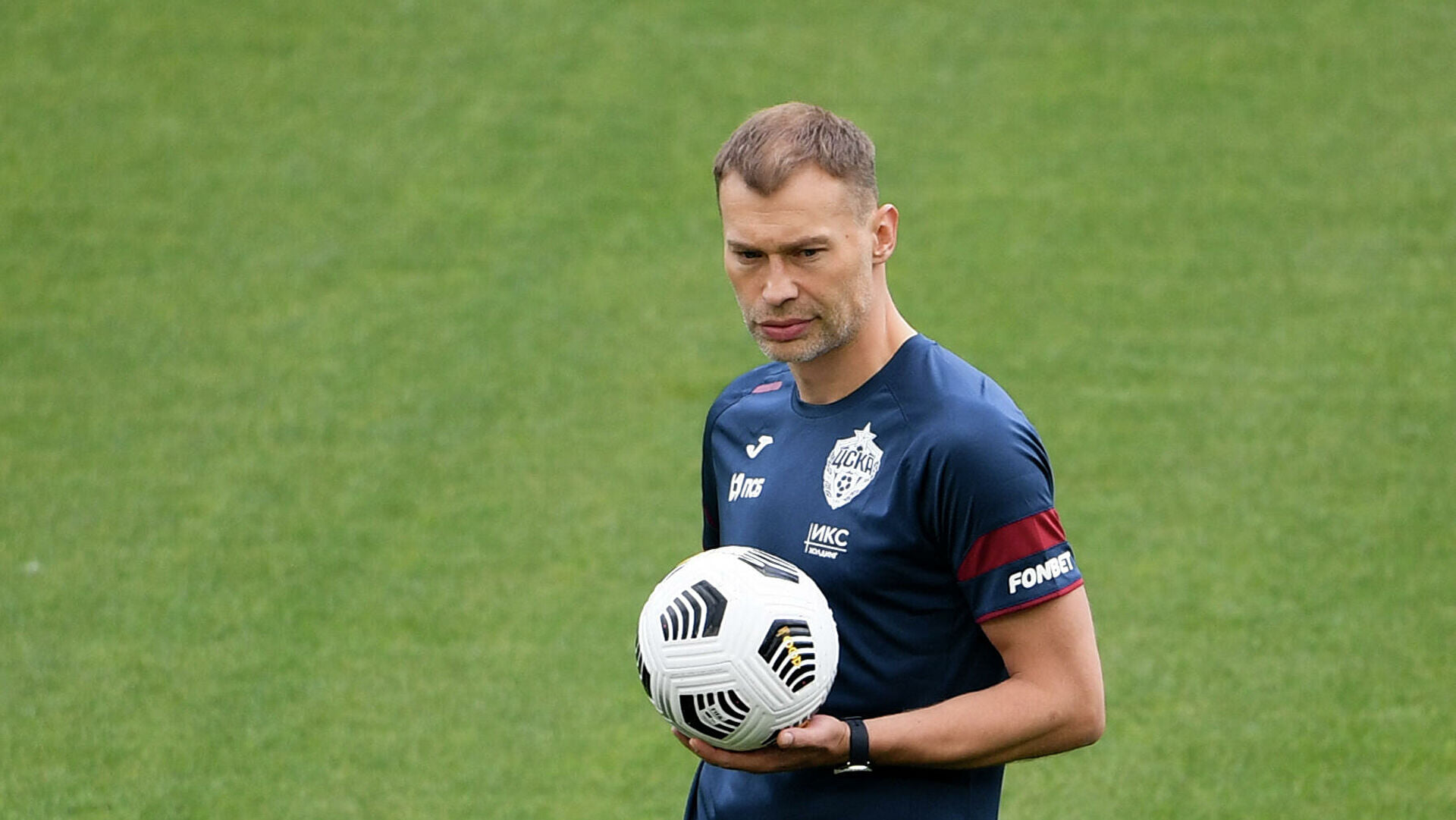 Василий Березуцкий: «Я бы согласился возглавить ЦСКА. Немного обидно, что совет директоров назначил Олича»