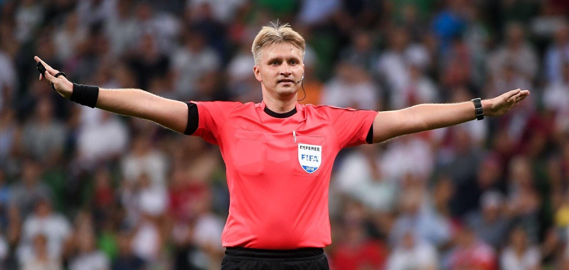 РФС и Лапочкин подадут апелляцию в УЕФА на 10-летнюю дисквалификацию арбитра
