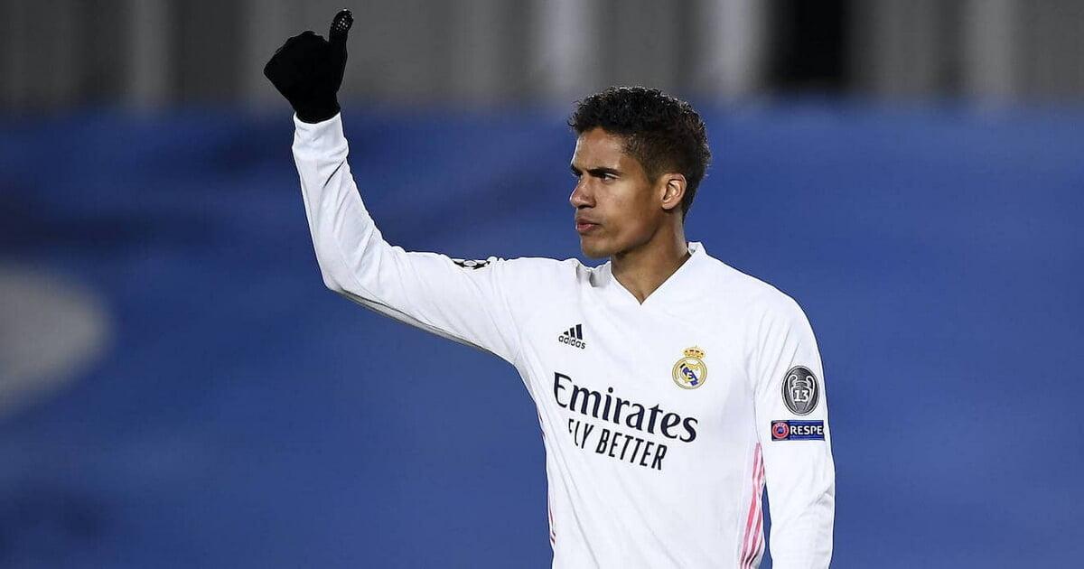 «Реал» хочет за Варана около 70 млн евро. «МЮ» предлагает 40+5 млн. Сделка еще не заключена (As)