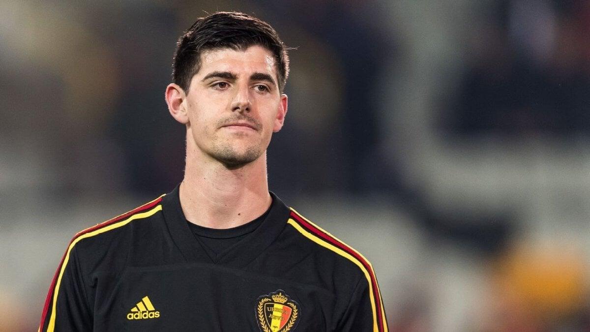 Тибо Куртуа: «Бельгия хочет выиграть Евро. Мы должны победить Россию, будет сложный матч»