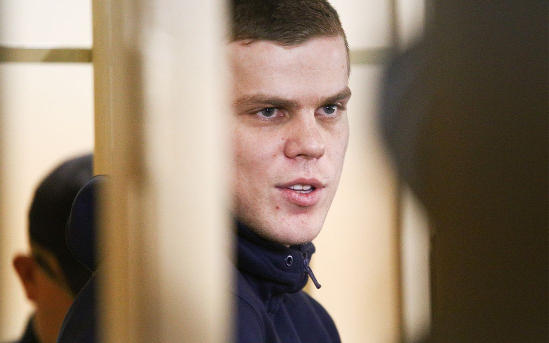 «Точно фуфлыжник?» Кокорин пошутил над тюремным жаргоном под ответом комику Щербакову на оскорбление футболистов