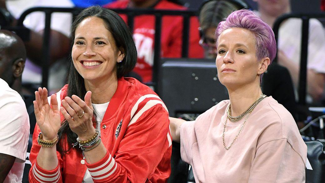 Лесбиянка из баскетбольной сборной понесет флаг США на церемонии открытия Олимпиады