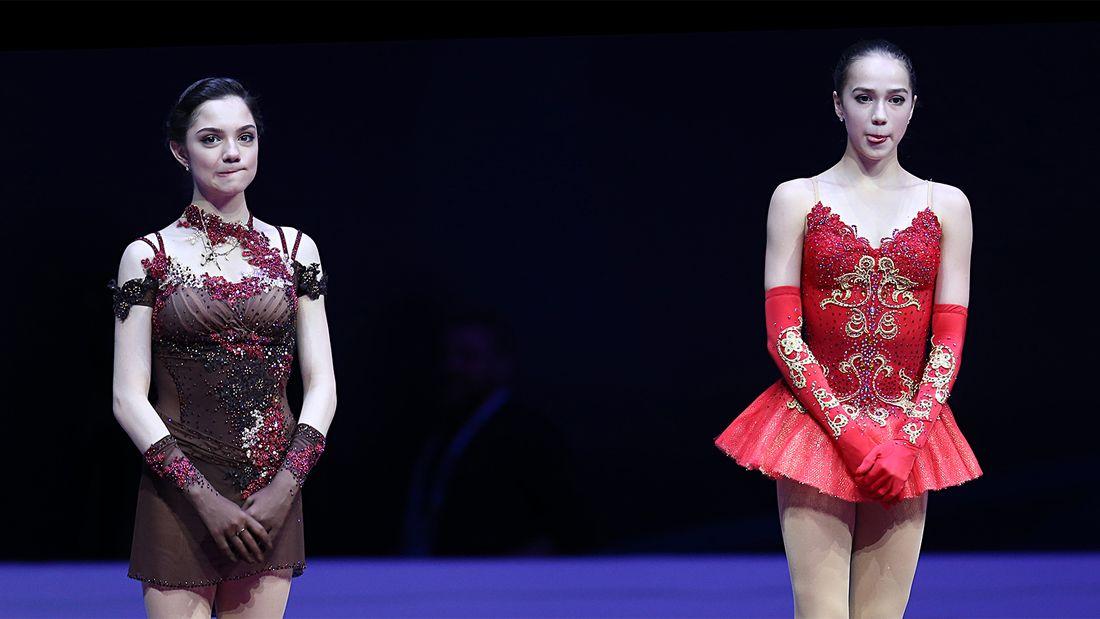 Ковтун – о возвращении в спорт Загитовой и Медведевой: «У Жени и Алины уже другая жизнь началась»