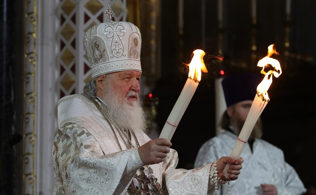 Глава РПЦ назвал бредом слухи о своём богатстве