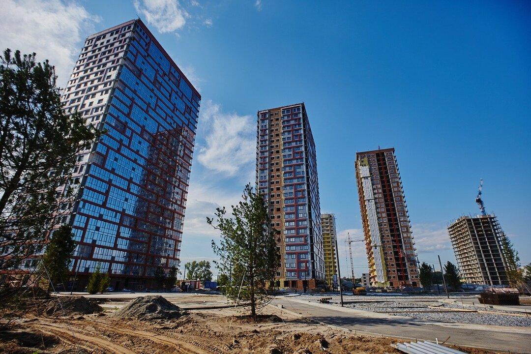 В России перестали дорожать квартиры в новостройках