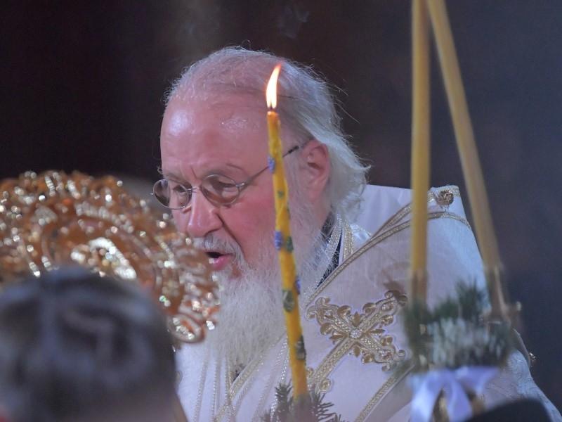 Патриарх Кирилл назвал бредом слухи о своем состоянии в 6 млрд долларов