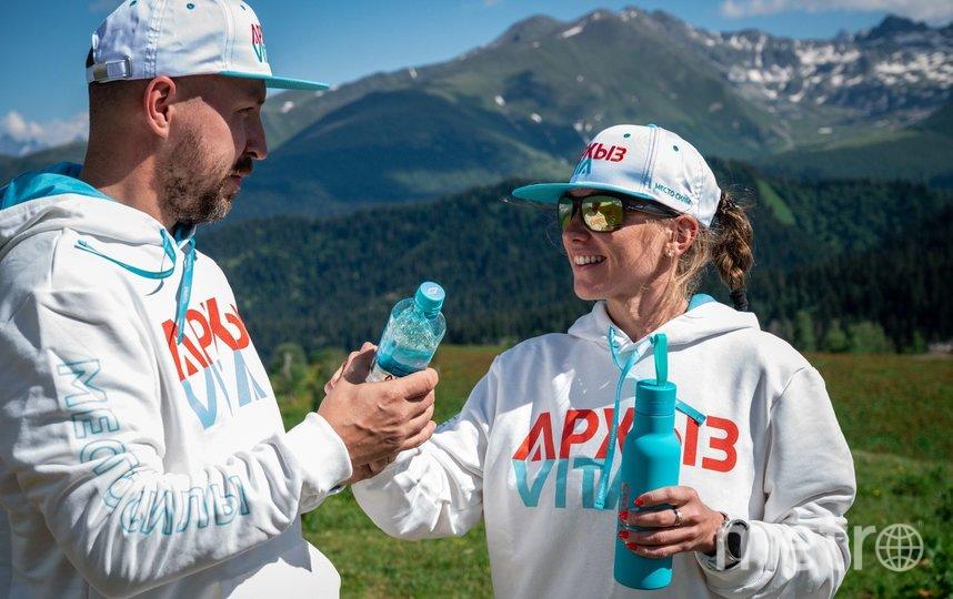 Вода «Архыз Vita» вошла в топ-5 популярных брендов воды в рунете летом 2021