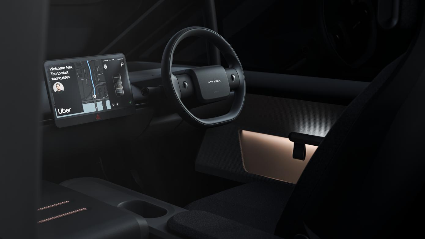 Arrival Дениса Свердлова разработает электротакси совместно с Uber