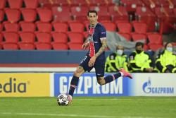 Ди Мария получил красную карточку за неспортивное поведение в матче с «Манчестер Сити»