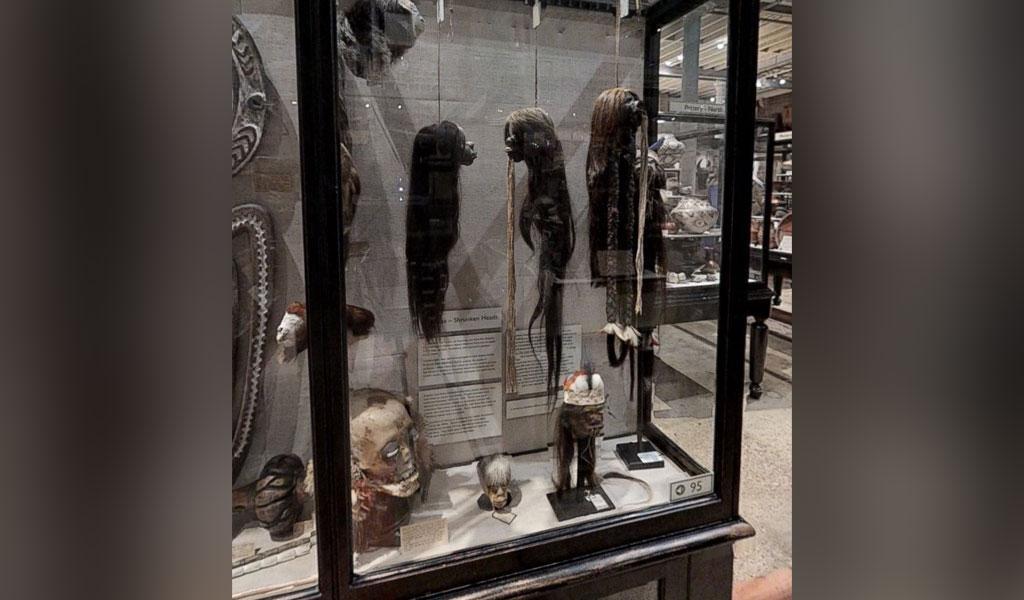 Из Оксфордского музея убрали знаменитые экспонаты после обвинений в расизме