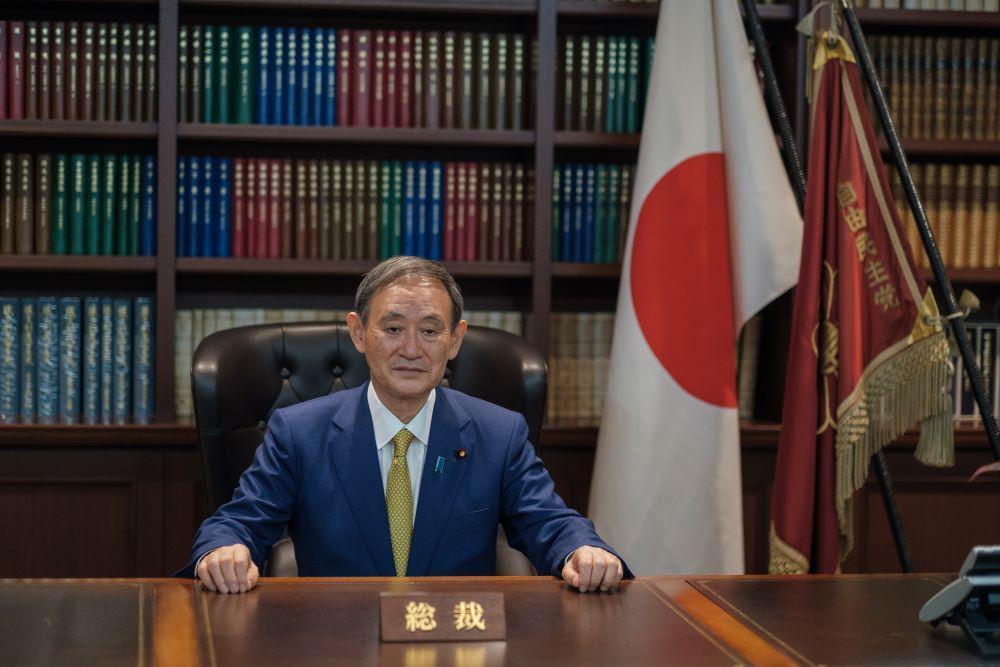 Новым премьер-министром Японии стал Ёсихидэ Суга